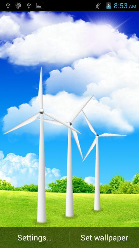 Windmill Live Wallpaper Google Play Store Revenue