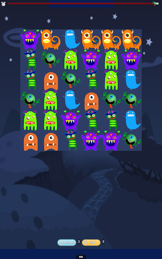 Matching Monsters Game No Ads