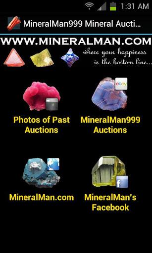 免費下載購物APP|MineralMan999 Mineral Auctions app開箱文|APP開箱王