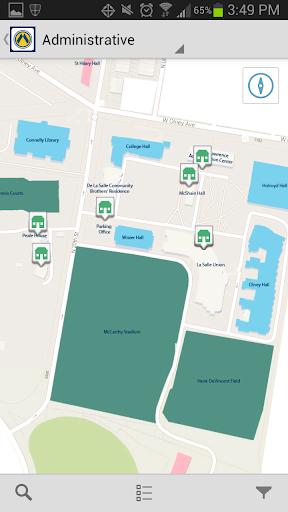 【免費教育App】La Salle University-APP點子