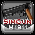 Sim Gun M1911 icon