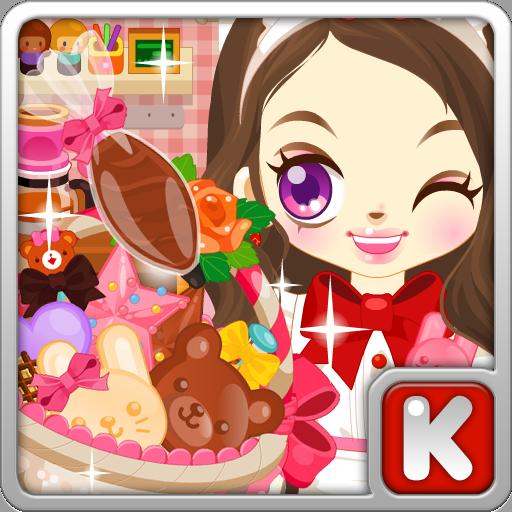 Judy's Chocolate Maker - Cook