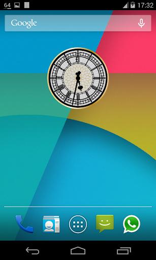 经典 二进制时钟小工具