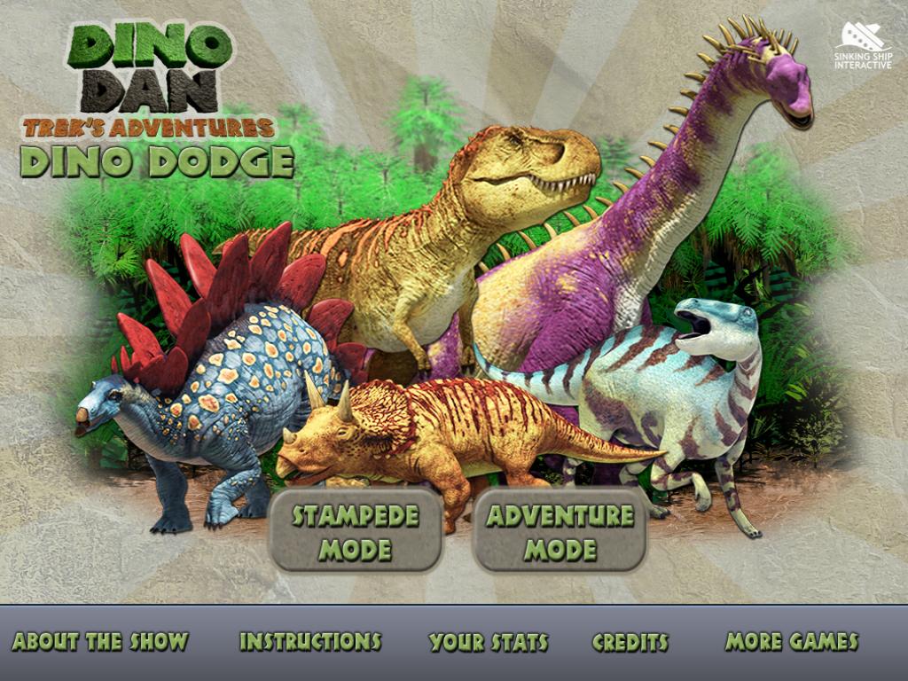 Dino Dan Oyunu