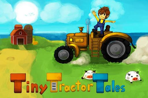 Tiny Tractor Tales