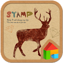 stamp Dodol launcher theme icon