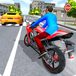 Moto Racing 3D 2 Apk