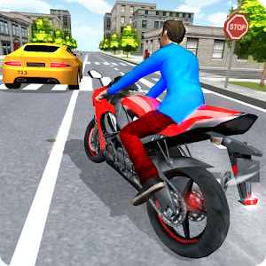 Moto Racing 3D for PC and MAC