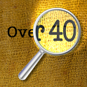 Over40 Magnifier & Flashlight icon