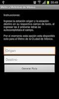 Screenshot of Metro de Mexico (Donation)