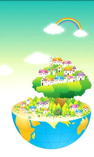 Cute Planet Live Wallpaper