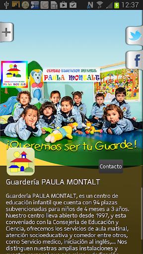 Guardería Paula Montalt