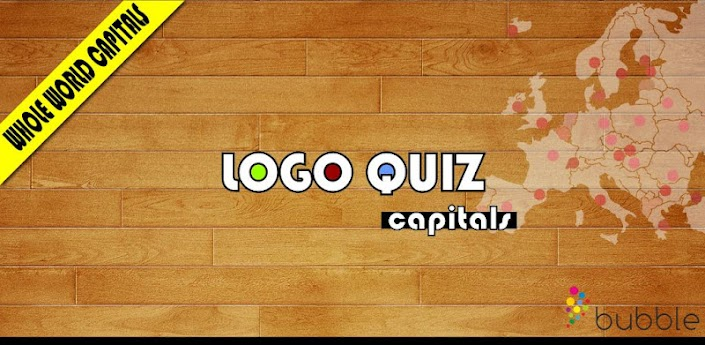 Logo Quiz - World Capitals