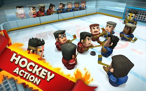 Ice Rage: Hockey Screenshot