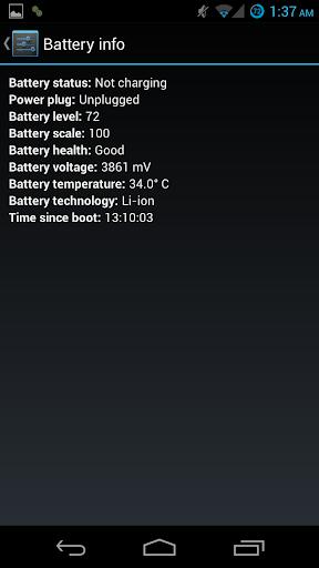 Advanced Signal Status 1.5.7 screenshots 5