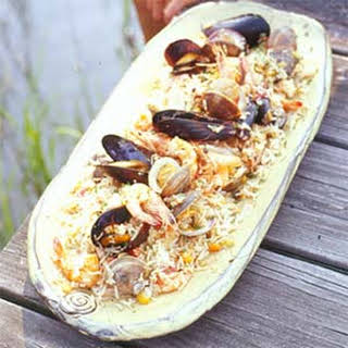 Seafood Perlou.