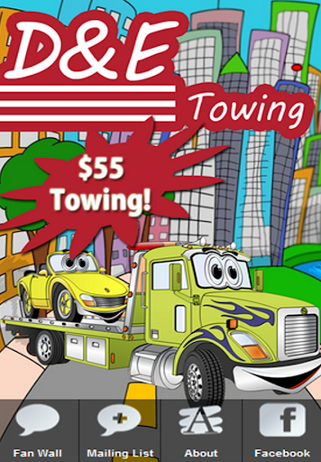 D and E Towing