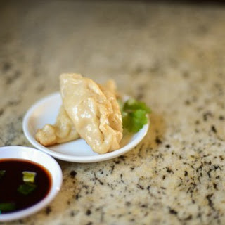 Chinese Pork Dumpling (Potsticker)