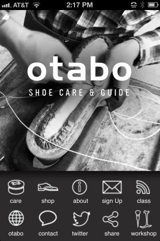 Otabo Shoe Care & Guide- screenshot