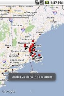 Swine Flu: Outbreaks Near Me- screenshot thumbnail