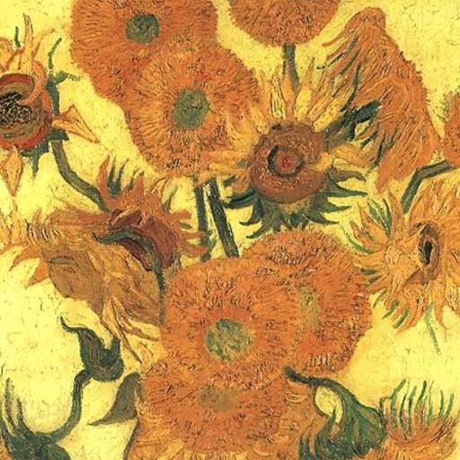 花の名画ライブ壁紙 LOGO-APP點子