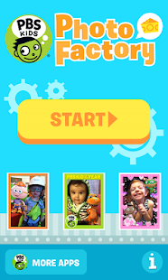 PBS KIDS Photo Factory- screenshot thumbnail
