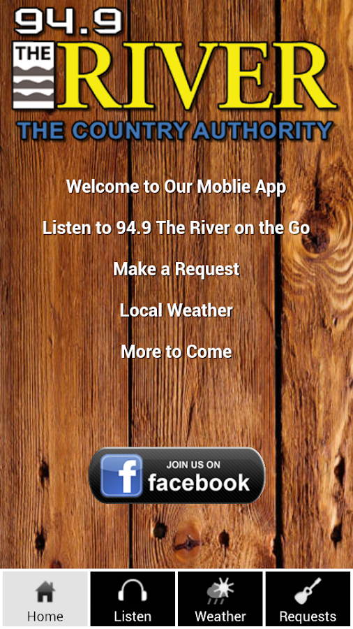 94.9 The River Natchitoches - screenshot