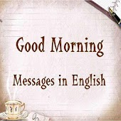Good Morning Messages whats up