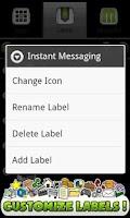 Screenshot of App Sorter