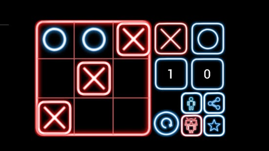 Triqui tic tac toe - screenshot thumbnail