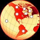 GPS Trace Tag icon