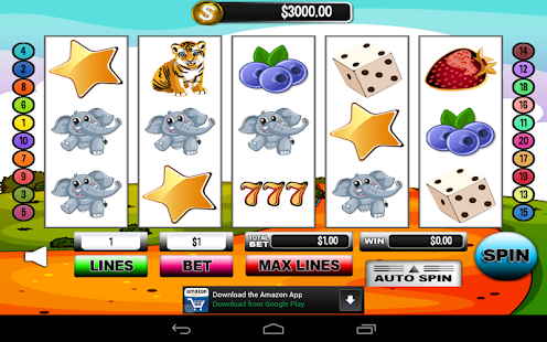 Cute Elephant Slots Line 20 - screenshot thumbnail