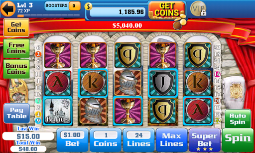 android casino apps