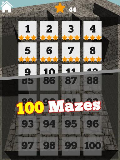 3D Maze Level 100 2.1 Windows u7528 9