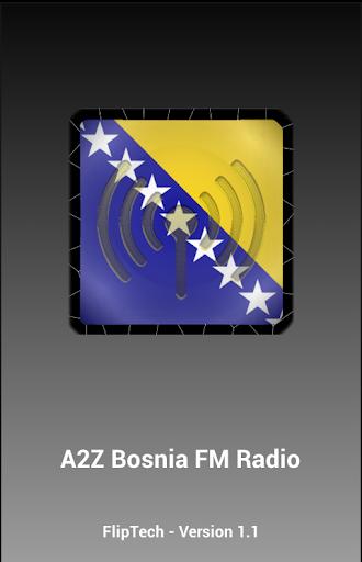 A2Z Bosnia FM Radio