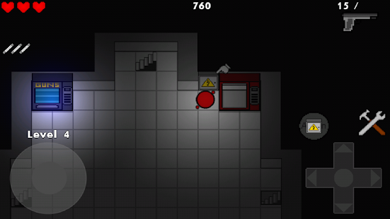 Zombie Cubes Free - screenshot thumbnail