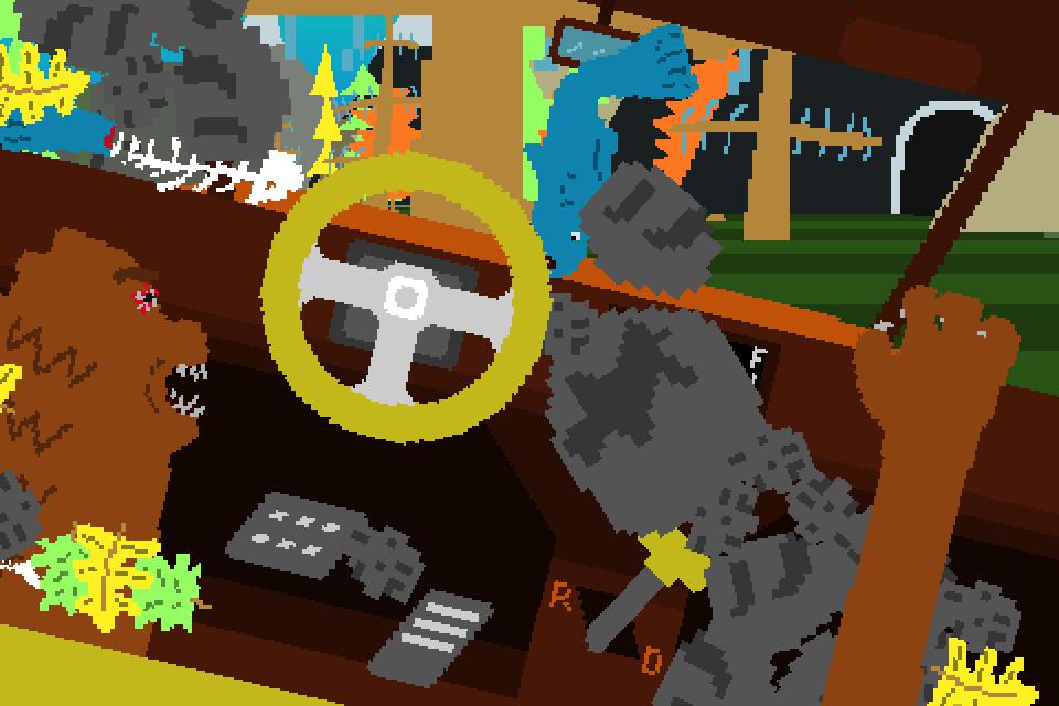 Enviro-Bear 2010 - screenshot