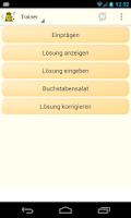 Screenshot of LEO dictionary