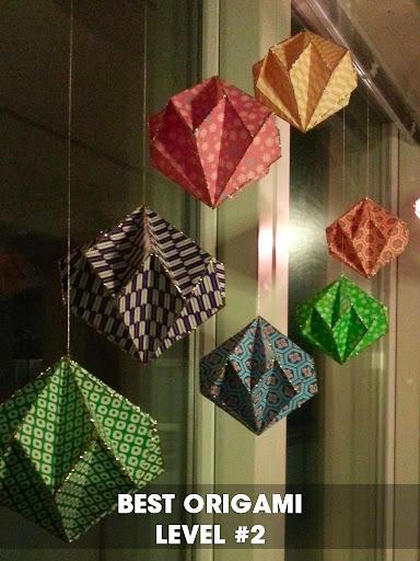 Best Origami - Level 2
