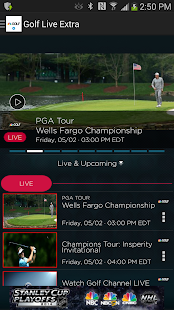 Golf Live Extra - screenshot thumbnail