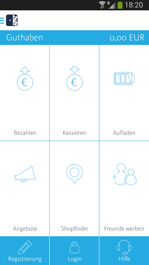 PayCash- screenshot