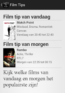Film Finder - screenshot thumbnail