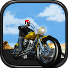 Motorcycle Driving 3D icon