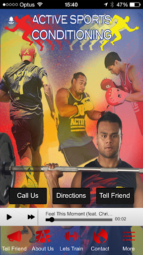 Active Sports Conditioning