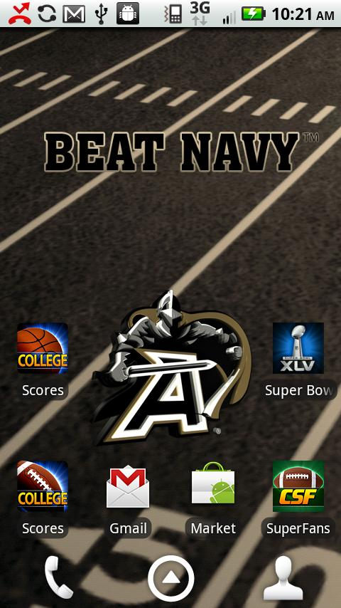 Army Live Wallpaper HD - screenshot