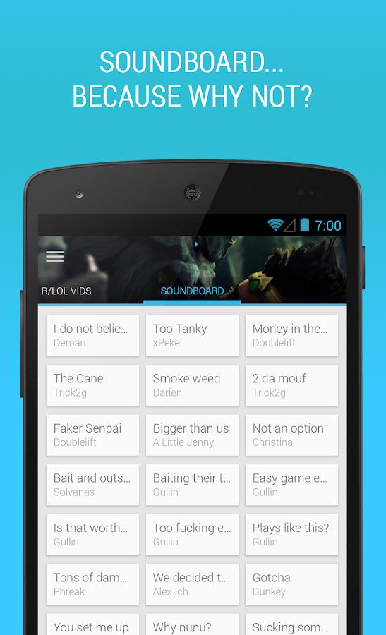 zzReal: VODs League of Legends - screenshot
