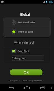 Air Call-Accept(Necta)- screenshot thumbnail