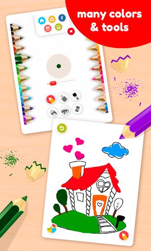Doodle Coloring Book  screenshots 2
