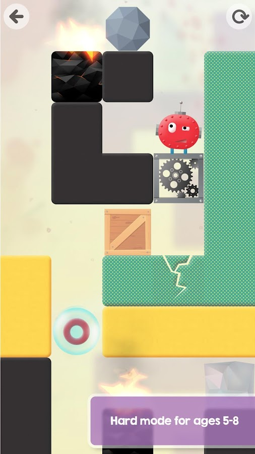 Thinkrolls - Logic Puzzles- screenshot