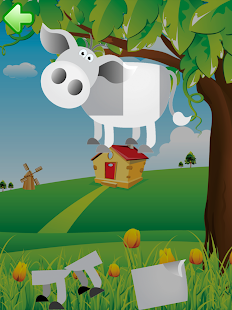 Farm animals for toddlers HD- screenshot thumbnail